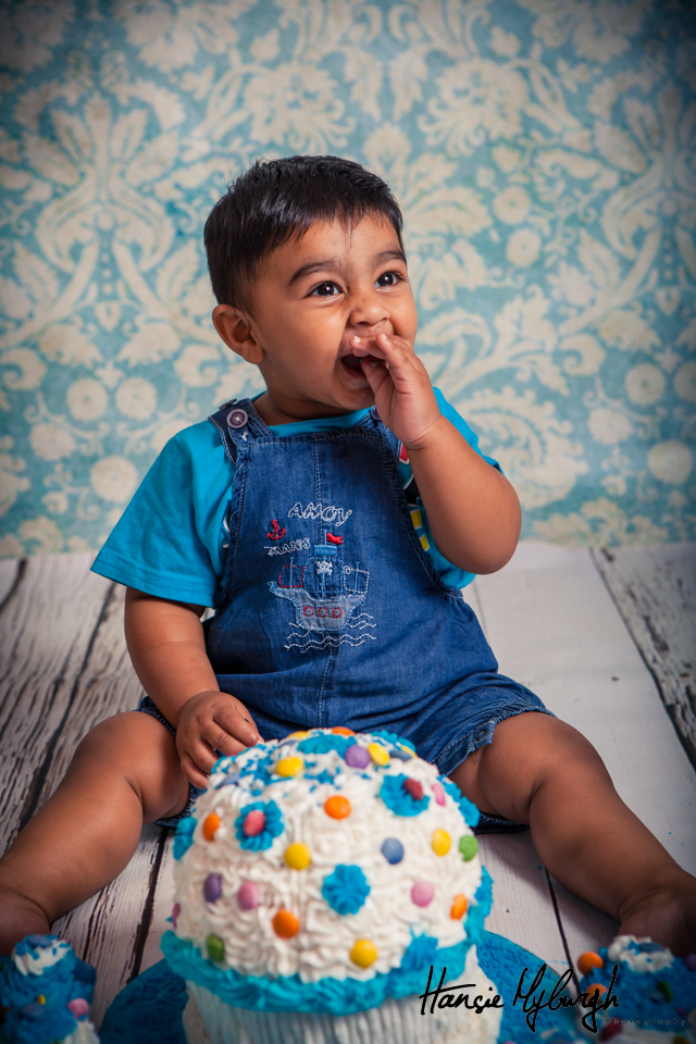 Nikhil Moodley 1st Birthday   Smash The Cake Session ...
